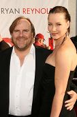 Kevin P. Farley and Faye Bird  at the Los Angeles Premiere of 'The Proposal'. El Capitan Theatre, Hollywood, CA. 06-01-09