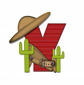 Alphabet Bandido Y