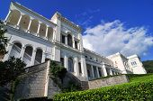 picture of crimea  - Livadia Palace Crimea Ukraine - JPG