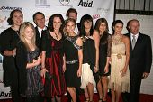 The Ledger Family at the Australian Academy Award Celebration. Chateau Marmont, West Hollywood, CA. 90046