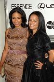 Sanaa Lathan and Victoria Rowell at the 2nd Annual Essence Black Women in Hollywood Awards Luncheon. Beverly Hills Hotel, Beverly Hills, CA. 02-19-09