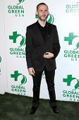 Dominic Monaghan at Global Green USA's 6th Annual Pre-Oscar Party. Avalon Hollywood, Hollywood, CA.