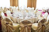 Elegant Event Setting