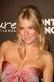 Sienna Miller  at the Montblanc 'Signature for Good' Charity Gala. Paramount Studios, Los Angeles, CA. 02-20-09