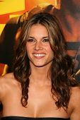 Missy Peregrym at the U.S. Premiere of 'Watchmen'. Grauman's Chinese Theatre, Hollywood, CA. 03-02-0