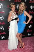 Amanda Michalka and Alyson Michalka  at Barbie's 50th Birthday Party. Barbie's Real-Life Malibu Dream House, Malibu, CA. 03-09-09