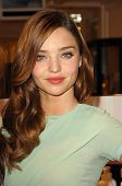 Miranda Kerr at the 'Pink Body' by Victoria's Secret Launch. Victoria's Secret the Grove, Los Angele