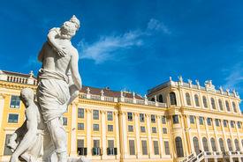 stock photo of schoenbrunn  - Vienna - JPG