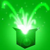 Giftbox Celebration Represents Surprises Fun And Greeting