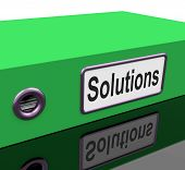 Solutions Solution Indicates Goal Resolution And Resolve