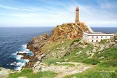 Lighthouse Cabo Vilan.