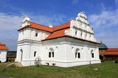 foto of bohdan  - reconstructed church in National Historic and Architectural Complex  - JPG