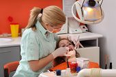 Dental Procedure, Tooth Examine