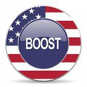 boost american icon