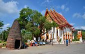Phuket, Thailand - April 15, 2014 : Wat Chaitharam Or Wat Charong In Phuket City