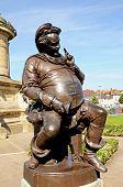 Falstaff statue, Stratford-upon-Avon.