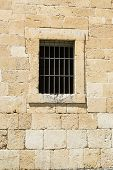 Jail window