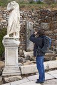 Tourist With A Camera