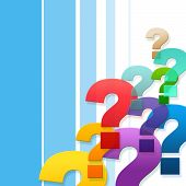 Question Marks Represents Frequently Asked Questions And Asking