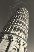 Pisa Tower, Piazza Dei Miracoli, Pisa, Tuscany, Italy