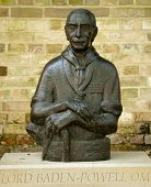 Lord Baden-powell Statue