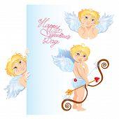 image of ero  - Set of cute angels - JPG