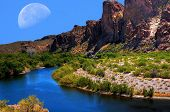 Salt River Moon