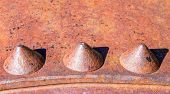 Old Machinery Detail With Rivets 4