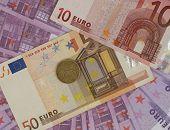 Greek drachma against the Euro.