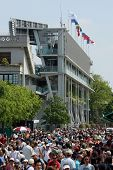 Roland Garros 2010 - Philippe Chatrier Court