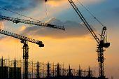 Industrial Construction Cranes