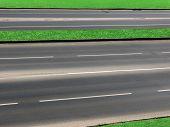 Road  Asphalted  Highway