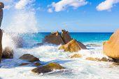 Stones Seascape Getaway