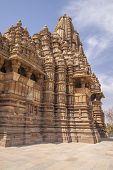Khajuraho Hindu Temples In India,