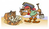 Treasure Island Dog
