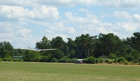 image of glider  - A Glider is a heavier - JPG