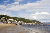 Welsh Seaside Town