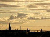 Magic City Sunset