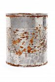 Rusty Metal Can