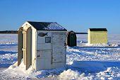 Ice Fishing Huts 2