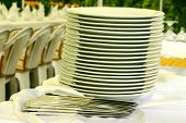 Plates And Forks