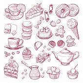 dessert poster