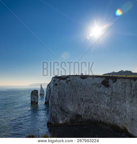 Sunshione Illuminates The White Cliffs