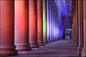 Colored Columns