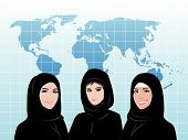 Arab Business Women
