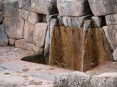 Inca water springs