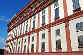 Generic Spanish Influenced Modern Building