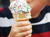Child'S Ice Cream Cone
