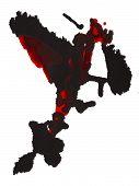 Black Red Ink