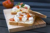 2 Sandwiches, Cheese Sandwich, Tomato, Egg, Bread, 2 Sandwiches, Cheese Sandwich, Tomato, Egg, Bread poster